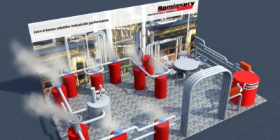 Proiect stand Rominserv