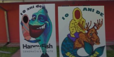 Panou foto Happy Fish 2