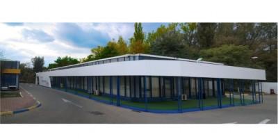 Fatada training center OMV Bucuresti Baneasa