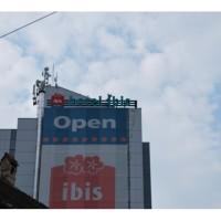 Rooftop H Ibis Sibiu