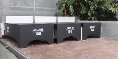 Absolut on delivery
