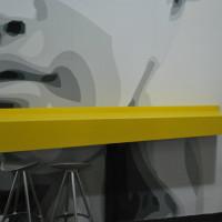Detaliu 2 tejghea compozit - Kulturhaus Bucuresti