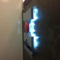 Logo volumetric Crosspoint iluminare LED (3)