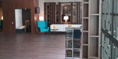 Trafor lemn si iluminari scafe_Hotel Boavista Timisoara (1)