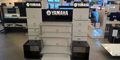 Stand Yamaha Metro Baneasa