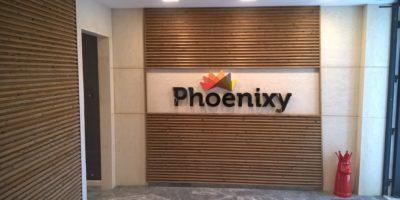 PHOENIXY - Giusto Logo volumetric (1)