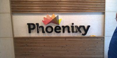 PHOENIXY - Giusto Logo volumetric (2)